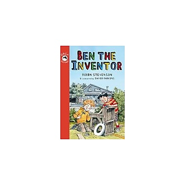 Orca Book Publishers Ben the Inventor Reading & Writing Workbook, Grade 2 - Grade 3 [eBook]