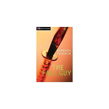 Orca Book Publishers The Fall Guy Reading & Writing Workbook, Grade 10 - Grade 12 [eBook]