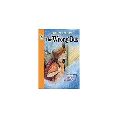 Orca Book Publishers The Wrong Bus Reading & Writing Workbook, Grade 2 - Grade 3 [eBook]