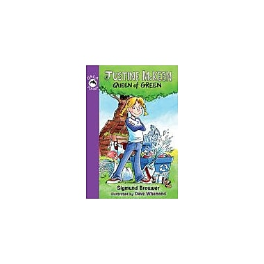 Orca Book Publishers Justine Mckeen, Queen of the Green Reading & Writing Workbook, Grade 2 - Grade 3 [eBook]