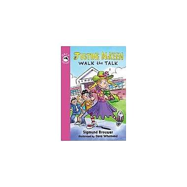 Orca Book Publishers Justine Mckeen, Walk the Talk Reading & Writing Workbook, Grade 2 - Grade 3 [eBook]