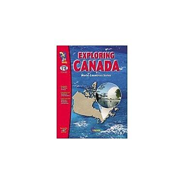 On The Mark Press Exploring Canada Grades 1-6 Geography Workbook, Grade 1 - Grade 6 [eBook]
