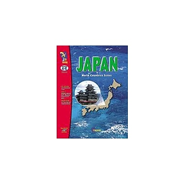 On The Mark Press Japan Geography Workbook, Grade 4 - Grade 6 [eBook]