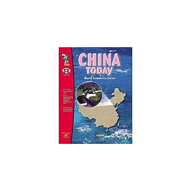 On The Mark Press China Today Geography Workbook, Grade 5 - Grade 8 [eBook]