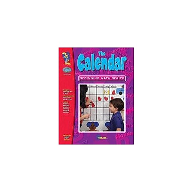 On The Mark Press The Calendar, Beginning Math Series Math Workbook, Grade 1 - Grade 3 [eBook]