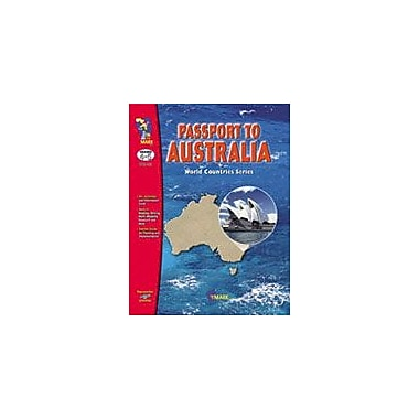 On The Mark Press Passport to Australia Geography Workbook, Grade 4 - Grade 5 [eBook]