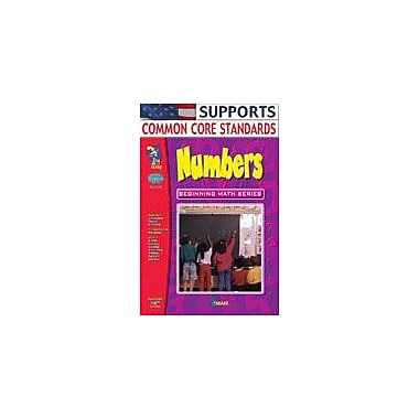 On The Mark Press Numbers, Beginning Math Series Math Workbook, Grade 1 - Grade 3 [eBook]