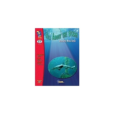 On The Mark Press All About the Ocean Science Workbook, Grade 5 - Grade 7 [eBook]