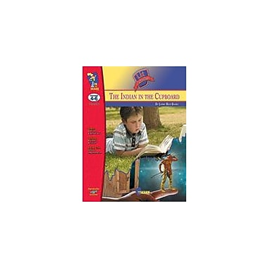 On The Mark Press Indian In the Cupboard Lit Link: Novel Study Guide Language Arts Workbook, Grade 4 - Grade 6 [eBook]