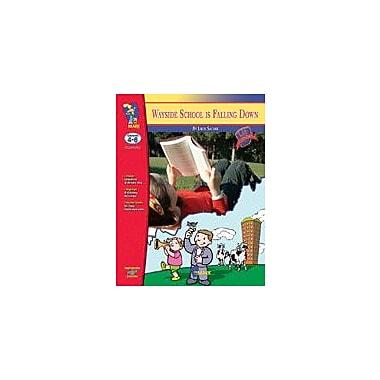 On The Mark Press Wayside School Is Falling Down Lit Link Grades 4-6 Workbook, Grade 4 - Grade 6 [Enhanced eBook]