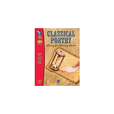 On The Mark Press Classical Poetry Language Arts Workbook, Grade 7 - Grade 12 [eBook]