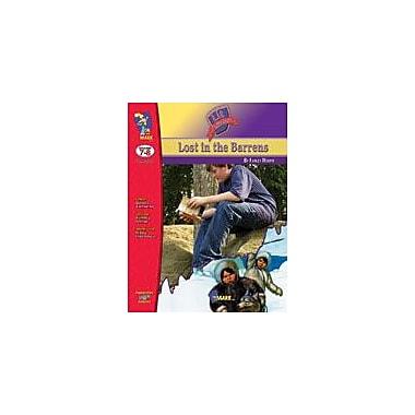 On The Mark Press Lost In the Barrens Lit Link: Novel Study Guide Language Arts Workbook, Grade 7 - Grade 8 [eBook]