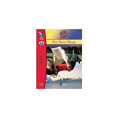 On The Mark Press Fly Away Home Lit Link: Novel Study Guide Language Arts Workbook, Grade 4 - Grade 6 [eBook]