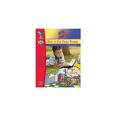 On The Mark Press How to Eat Fried Worms Lit Link Reading & Writing Workbook, Grade 4 - Grade 6 [eBook]
