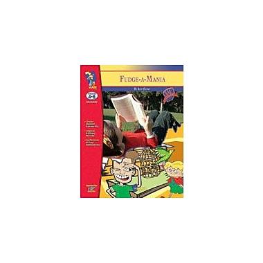 On The Mark Press Fudge-A-Mania Lit Link Grades 4-6 Reading & Writing Workbook, Grade 4 - Grade 6 [eBook]