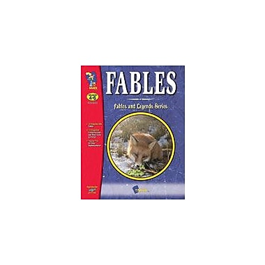 On The Mark Press Fables Language Arts Workbook, Grade 4 - Grade 6 [eBook]