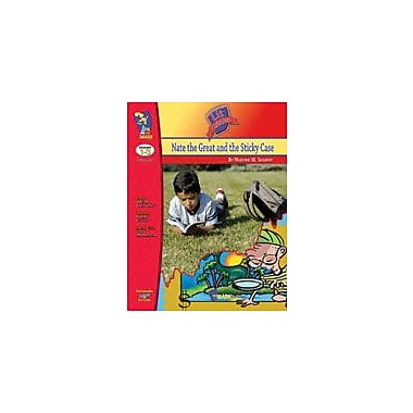 On The Mark Press Nate the Great and the Sticky Case Lit Link: Novel Study Guide Workbook, Grade 1 - Grade 3 [eBook]