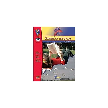 On The Mark Press Summer of the Swans Lit Link: Novel Study Guide Language Arts Workbook, Grade 4 - Grade 6 [eBook]