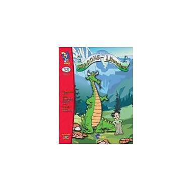 On The Mark Press Dragons In Literature Language Arts Workbook, Grade 3 - Grade 6 [eBook]