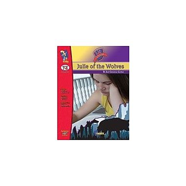 On The Mark Press Julie of the Wolves Lit Link Language Arts Workbook, Grade 7 - Grade 8 [eBook]