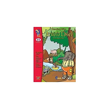On The Mark Press Reading With Arnold Lobel Language Arts Workbook, Grade 2 - Grade 3 [eBook]
