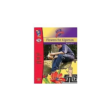 On The Mark Press Flowers For Algernon Lit Link: Novel Study Guide Language Arts Workbook, Grade 7 - Grade 10 [eBook]