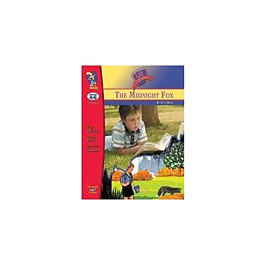 On The Mark Press Midnight Fox Lit Link Reading & Writing Workbook, Grade 4 - Grade 6 [eBook]