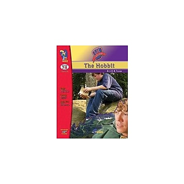 On The Mark Press Hobbit Lit Link: Novel Study Guide Language Arts Workbook, Grade 7 - Grade 8 [eBook]