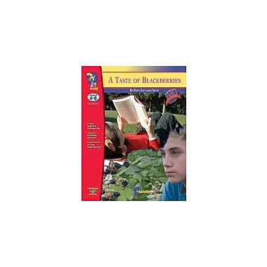 On The Mark Press Taste of Blackberries Lit Link Grades 4-6 Reading & Writing Workbook, Grade 7 - Grade 8 [eBook]