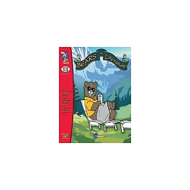 On The Mark Press Bears In Literature Language Arts Workbook, Grade 1 - Grade 3 [eBook]