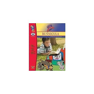 On The Mark Press Bunnicula Lit Link Language Arts Workbook, Grade 4 - Grade 6 [eBook]