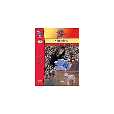 On The Mark Press Wolf Island Lit Link: Novel Study Guide Language Arts Workbook, Grade 1 - Grade 3 [eBook]
