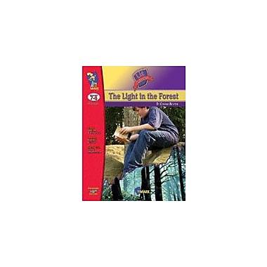 On The Mark Press Light In the Forest Lit Link: Novel Study Guide Language Arts Workbook, Grade 7 - Grade 8 [eBook]