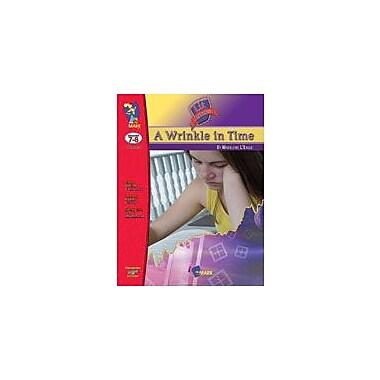 On The Mark Press Wrinkle In Time, A Lit Link: Novel Study Guide Language Arts Workbook, Grade 7 - Grade 8 [eBook]
