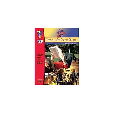 On The Mark Press Little House On the Prairie: Novel Study Guide Language Arts Workbook, Grade 4 - Grade 6 [eBook]