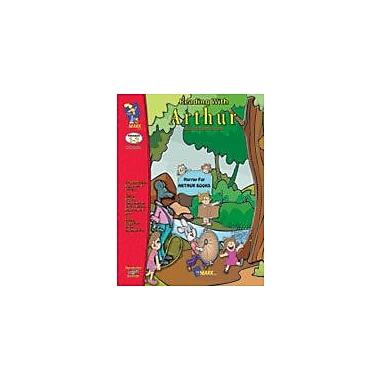 On The Mark Press Reading With Arthur Language Arts Workbook, Grade 1 - Grade 3 [eBook]