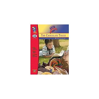 On The Mark Press Chocolate Touch Lit Link: Novel Study Guide Language Arts Workbook, Grade 4 - Grade 6 [eBook]