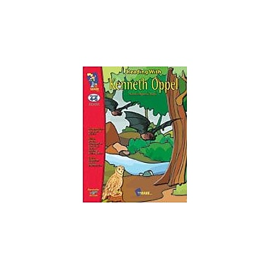On The Mark Press Reading With Kenneth Oppel Language Arts Workbook, Grade 4 - Grade 6 [eBook]