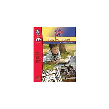 On The Mark Press Bud, Not Buddy Lit Link: Novel Study Guide Language Arts Workbook, Grade 4 - Grade 6 [eBook]