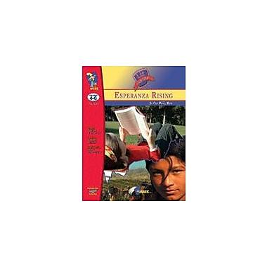 On The Mark Press Esperanza Rising Lit Link: Novel Study Guide Language Arts Workbook, Grade 4 - Grade 6 [eBook]