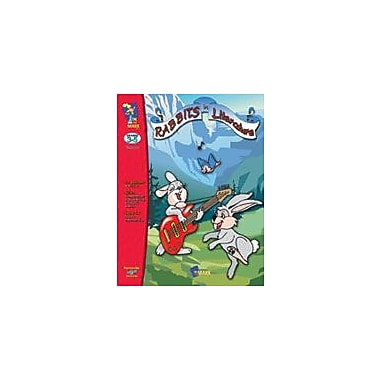 On The Mark Press Rabbits In Literature Language Arts Workbook, Grade 3 - Grade 5 [eBook]