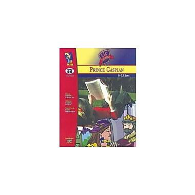 On The Mark Press Prince Caspian Lit Link: Novel Study Guide Language Arts Workbook, Grade 4 - Grade 6 [eBook]
