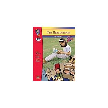On The Mark Press Breadwinner Lit Link: Novel Study Guide Language Arts Workbook, Grade 4 - Grade 6 [eBook]