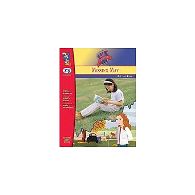On The Mark Press Missing May Lit Link: Novel Study Guide Language Arts Workbook, Grade 4 - Grade 6 [Enhanced eBook]