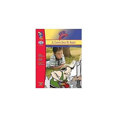 On The Mark Press Al Capone Does My Shirts Lit Link: Novel Study Guide Language Arts Workbook, Grade 4 - Grade 6 [eBook]