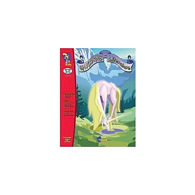 On The Mark Press Unicorns In Literature Language Arts Workbook, Grade 3 - Grade 5 [eBook]