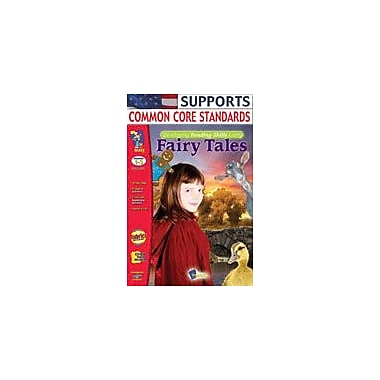 On The Mark Press Developing Reading Skills Using Fairy Tales Language Arts Workbook, Grade 1 - Grade 3 [eBook]
