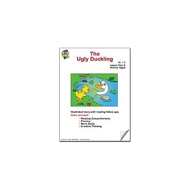 On The Mark Press The Ugly Duckling Lesson Plan Reading & Writing Workbook, Grade 1 - Grade 3 [eBook]