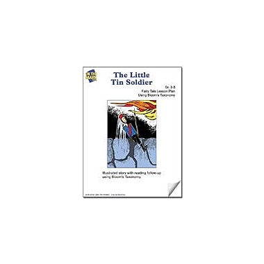 On The Mark Press The Little Tin Soldier Fairy Tale Lesson Using Bloom's Taxonomy Workbook, Grade 3 - Grade 5 [eBook]