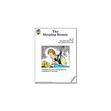 On The Mark Press The Sleeping Beauty Fairy Tale Lesson Using Bloom's Taxonomy Workbook, Grade 3 - Grade 5 [eBook]